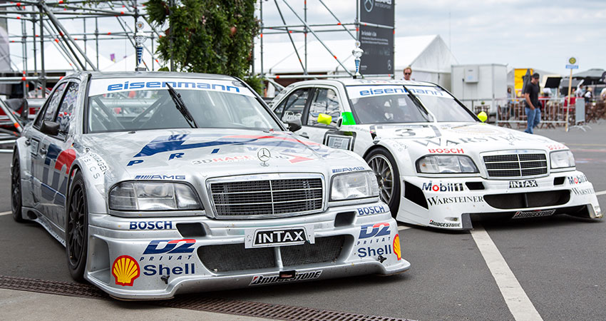 DTM Legenden