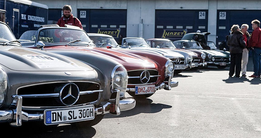 300SL Meeting