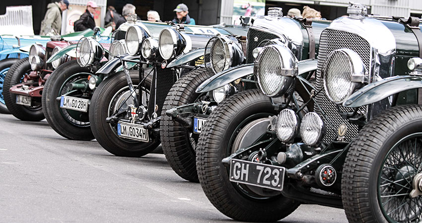 Bentley Blower / Cannoneer Photography