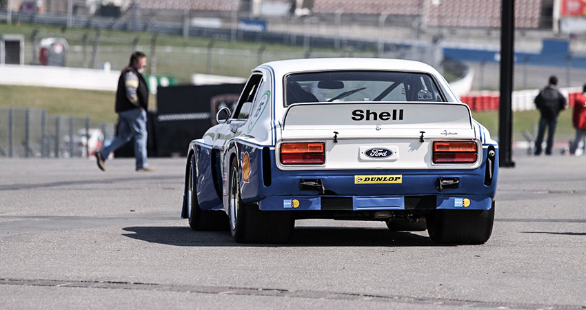 Ford Capri RS / Cannoneer Photography
