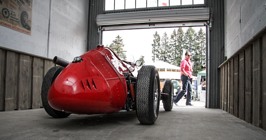 Historic Grand Prix & Formula Junior Cars
