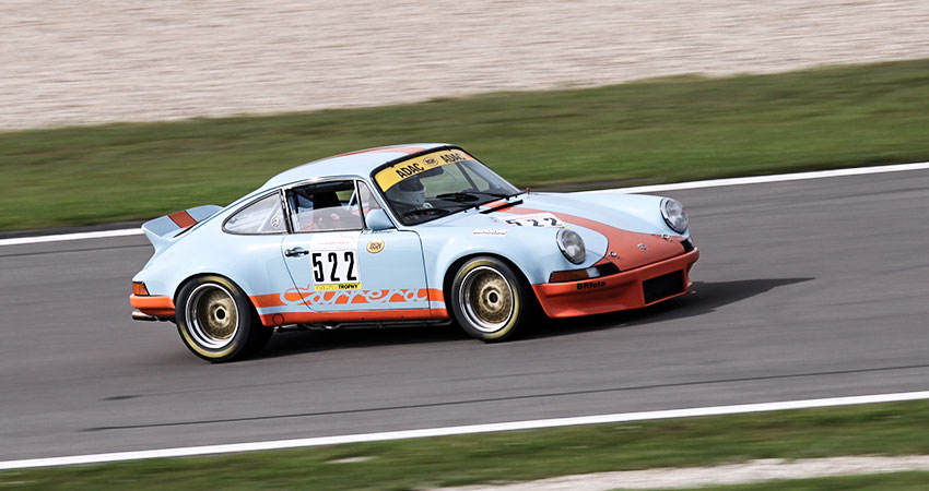 Porsche 911 RS / Cannoneer Photography