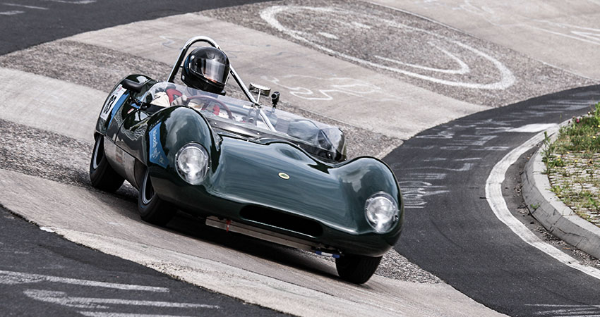 Lotus Seven / Cannoneer Photography