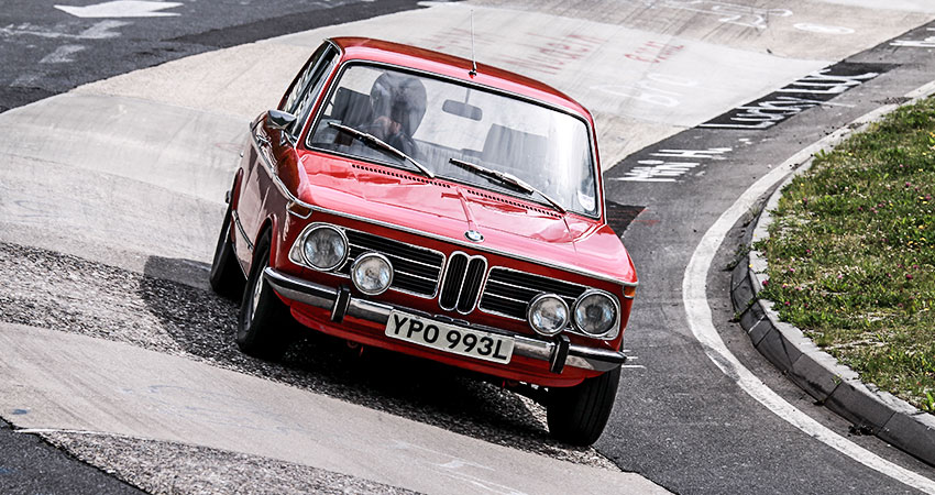 Classic BMW Nordschleife / Cannoneer Photography