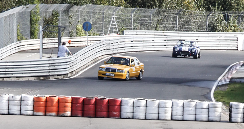 Nordschleife Experience Mercedes / Cannoneer Photography