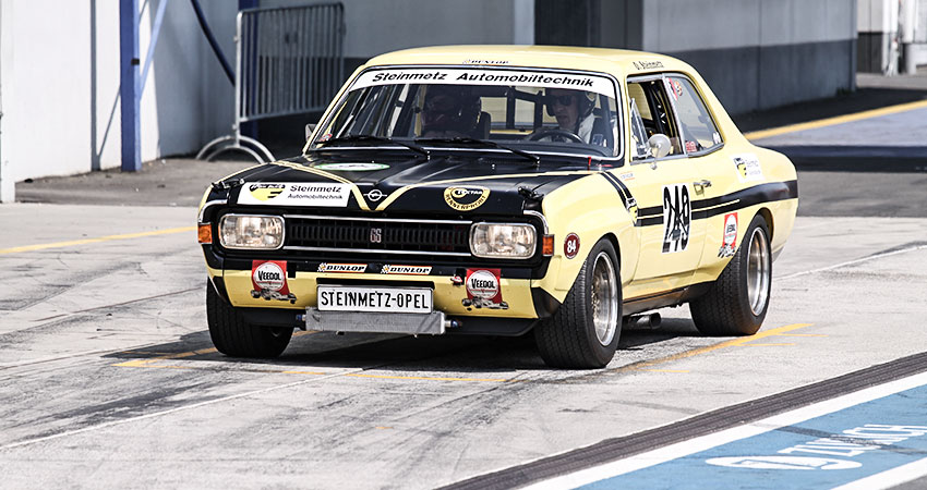 Steinmetz Opel Commodore / Cannoneer Photography